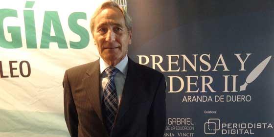"""Julio Linares, vicepresidente de Telefónica: """"La información será el petróleo del futuro, quien la domine tendrá grandes posibilidades"""""""