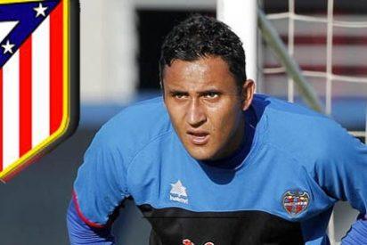El Atlético se lanza a por el fichaje de Keylor Navas