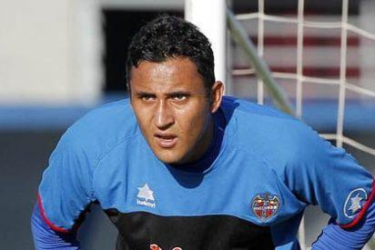 Un dirigente del Levante confiesa el nuevo equipo de Keylor Navas