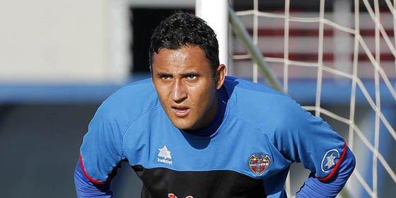 El Benfica también quiere a Keylor Navas