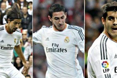 El Real Madrid señala la puerta de salida a tres jugadorazos muy 'cabreados'