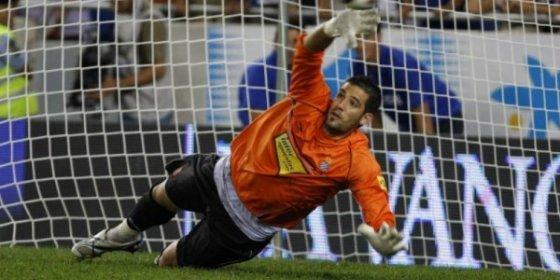 Kiko Casilla da calabazas a otro equipo de la Liga BBVA
