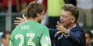 Una genialidad de Van Gaal en los penaltis lleva a Holanda a la semifinal y acaba con el sueño de Costa Rica