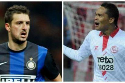 El Inter ofrece a Kuzmanovic en la operación de Bacca