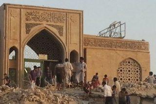 El Estado Islámico destruye la mezquita en honor a Jonás