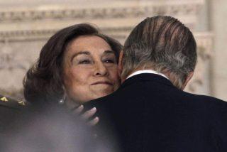 La Reina Sofía echa un poco más de leña a la teoría de su separación de Don Juan Carlos