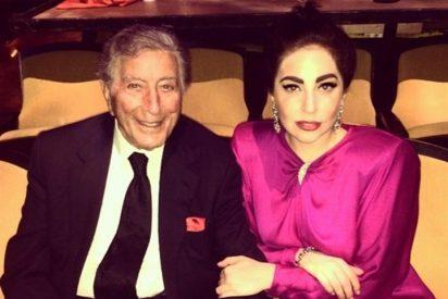 """Lady Gaga y Tony Bennett publican el próximo 23 de septiembre """"Cheek to Cheek"""", su álbum conjunto de jazz"""