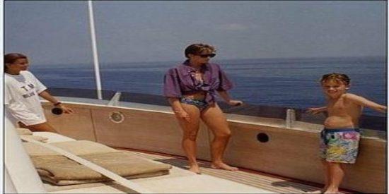 La foto de Lady Di en bikini que nunca antes habíamos podido ver