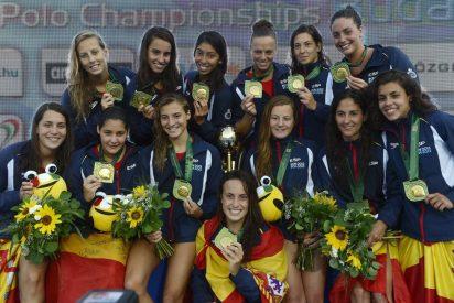 Las 'guerreras' del waterpolo español agrandan su leyenda con el oro europeo