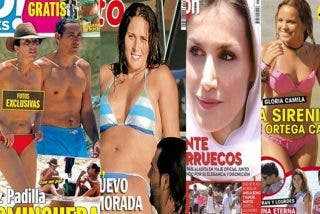 La presentadora en top less y el nuevo amor futbolista de la triunfita
