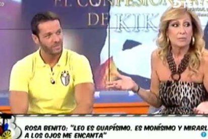 Morbo, mentiras y despelote: la tomadura de pelo de Rosa Benito y su nuevo 'amigo'