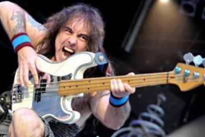 El bajista de Iron Maiden, Steve Harris, actuará esta semana en Madrid y Sevilla