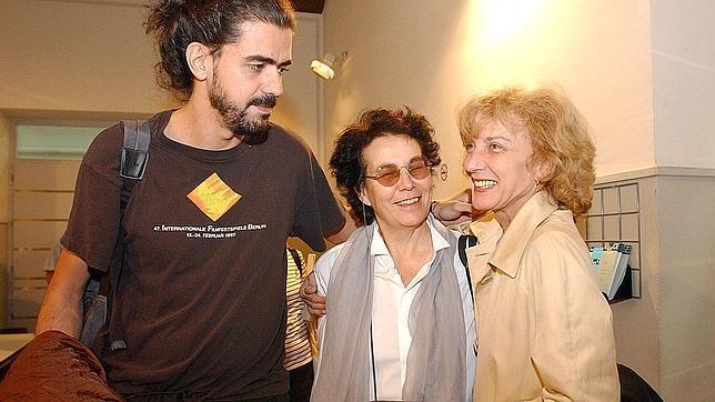 La guionista y productora Lola Salvador se llevan de calle el Premio Nacional de Cinematografía 2014