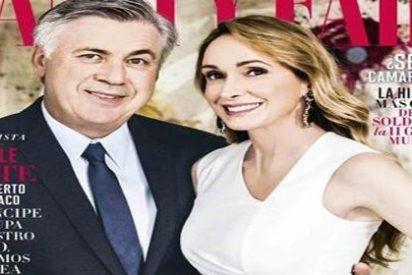 Carlo Ancelotti conquistó a la que hoy es su mujer susurrándole una frase