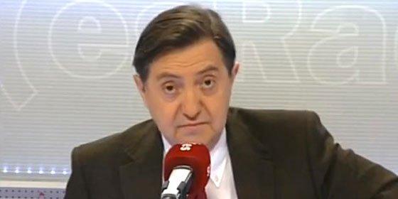 """Losantos saca sus demonios contra la Audiencia Nacional: """"Sus sentencias son de jueces bolivarianos"""""""