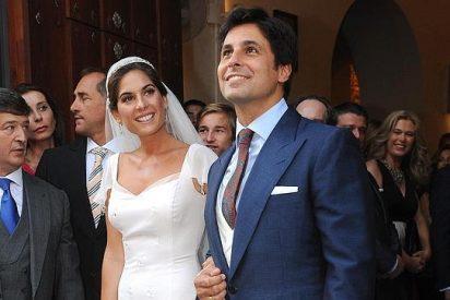 Boda de postín: Lourdes Montes y Francisco Rivera ya son marido y mujer