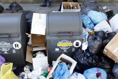 """Trabajadores de Urbaser piden a Besteiro su """"compromiso"""" para finalizar la huelga de basuras en Lugo"""