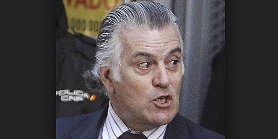 Hacienda detecta que Bárcenas recibió casi 130.000 euros desde Polonia en marzo de 2009