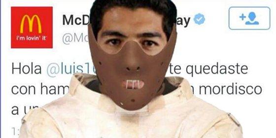 2 jugadores de nuestra Liga, favoritos en las apuestas para ser mordidos por Luis Suárez