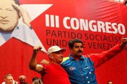 """Maduro recibe como un héroe al narco general Carvajal: """"Nos hiciste sufrir, oíste"""""""