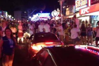 Le cascan 55.000 euros de multa al bar de Magaluf donde se practicó el 'mamading'