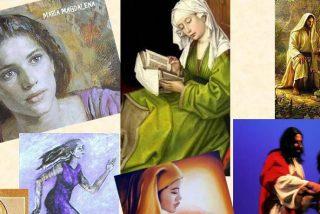 """Mujeres en la Iglesia por la Paridad: """"La leyenda de que María Magdalena fue prostituta es fruto de mentes calenturientas"""""""