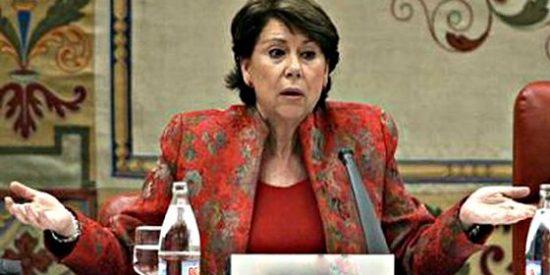 Para Magdalena Álvarez no hay ERE que valga: le espera en Hacienda un sueldazo de 115.000 euros anuales