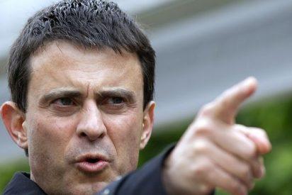 Manuel Valls, primer ministro de Francia, contra el plan secesionista de Artur Mas