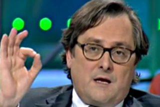 """Paco Marhuenda:  """"A mi periódico vienen personas de 22 y 23 años que lo que quieren es un trabajo, y a las que 500 euros les parece maravilloso"""""""