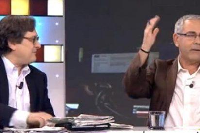 """Marhuenda 'flipa' con Bolaño y su visión del paro: """"Alucino como los que tomaban LSD en Berkeley"""""""