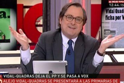 """Marhuenda, apasionado del 'nuevo' PSOE: """"Pedro Sánchez y Susana Díaz son las nuevas caras de un socialismo que da la espalda al pasado"""""""