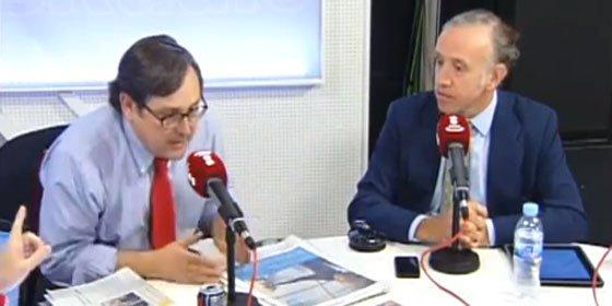 """Marhuenda explota con Inda por sus criticas a la Justicia: """"¡Y la Fiscalía es una panda de sicarios!"""""""