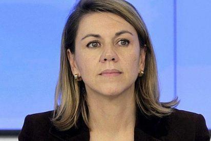 Cospedal ajusta la propuesta sobre el sistema de elección de alcaldes que Rajoy llevara al Congreso