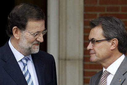 ¿Tiene Rajoy discurso frente a Mas?
