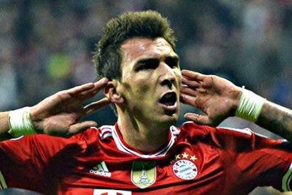 Mandzukic es la alternativa a Negredo