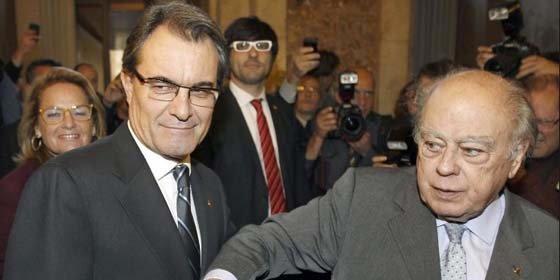 Artur Mas y los Pujol: 'Regenerar' también en catalán