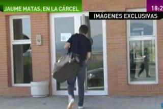 Se ejecuta la condena: Matas ingresa en la prisión de Segovia para cumplir 9 meses