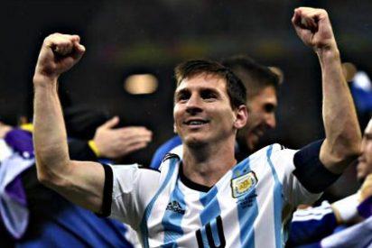 Una mediocre Argentina llega a la final mundial tras 24 años de sequía y frustraciones