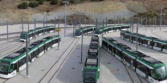 El metro de Málaga se pone en marcha tras 10 años de proyectos y obras