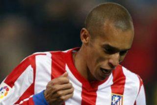 Recula y podría quedarse en el Atlético