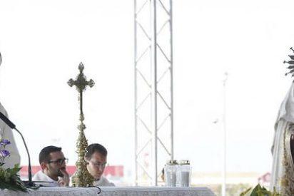 """Osoro invita a los fieles a no ser """"vagabundos, sino peregrinos"""""""
