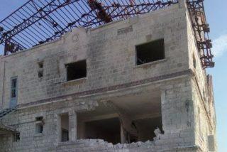 Un misil contra el convento franciscano sirio de Yacoubieh