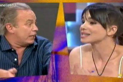 Los internautas no perdonan a la 'lerda' Beatriz Montáñez ni poniéndose en cruz