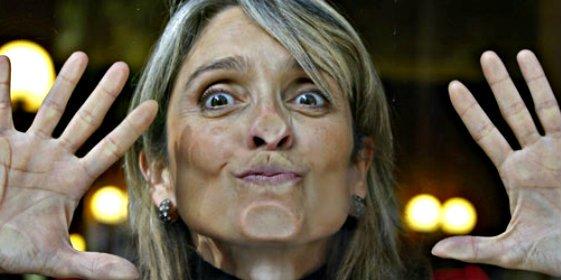 Montserrat Nebrera, candidata de los 'independentistas' de CiU a la Alcaldía de Sant Just Desvern