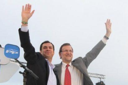 Rajoy respalda a Moreno y garantiza el apoyo del Gobierno a Andalucía