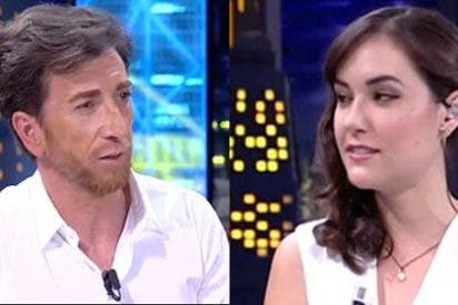 Pablo Motos se pone cachondo con la ex actriz porno Sasha Grey