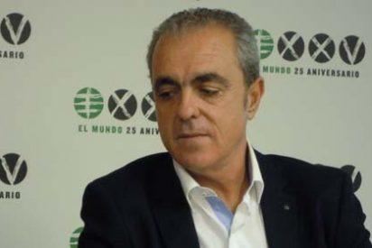 """Rafael Moyano: """"Es posible que El Mundo se fusione con otro diario, pero ahora mismo no hay nada"""""""