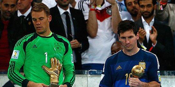 Asombro e indignación en la prensa mundial por la cacicada del Balón de Oro para Messi