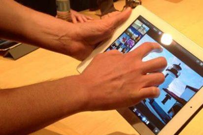 El uso prolongado del 'iPad' puede provocar dermatitis