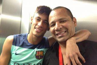 Neymar padre, vinculado a una red de reventa de entradas